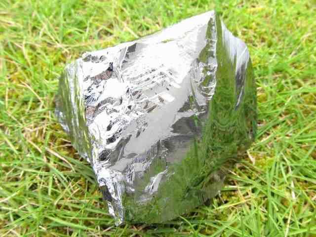 テラヘルツ鉱石 原石 最大幅91mm 重さ448g つやつや光沢 話題の 高純度 テラヘルツ 鉱石 2020年 検査機関にて検査済み 本物保証 返品保証