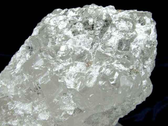 最高品質 ニルヴァーナクォーツ(アイスクリスタル)蝕像水晶 原石 最大幅約114mm 重さ555g 超透明 浄化・生命力の活性化・細胞の再生力・免疫力を高める・蓄積された毒素の排除・開運 一点もの パキスタン産 ヒマラヤ水晶