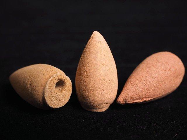 倒流香(流川香) 3種セット コーンタイプ 各10個 煙が下に流れる神秘のお香 癒し・リラックス・ストレス解消