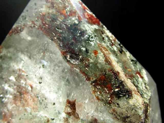 激レア 龍神ガーデンクォーツ ポイント 重さ1984g 高さ205mm 絶景庭園水晶 ブラジル産