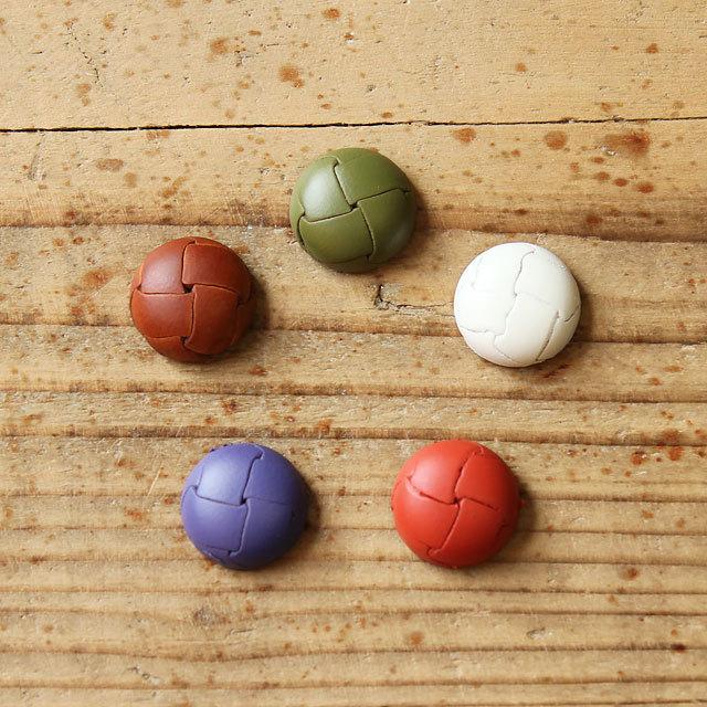 革ボタン奈良の5色