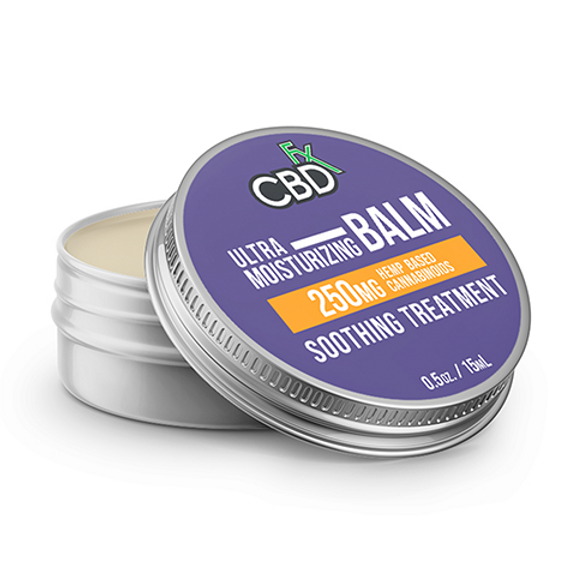CBD fx CBD 250mg含有 ミニバーム - Ultra Moisturizing(保湿)