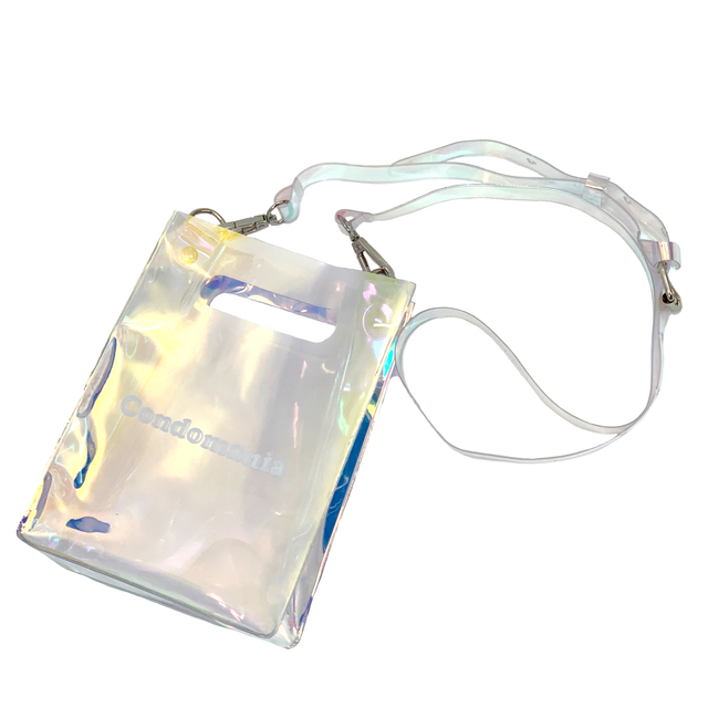 PVCショルダーバッグ