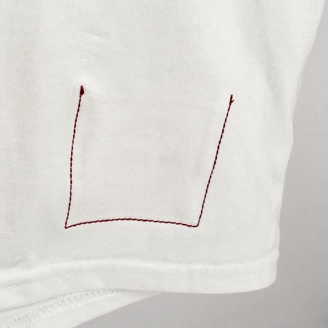 ラバーパッチTシャツ