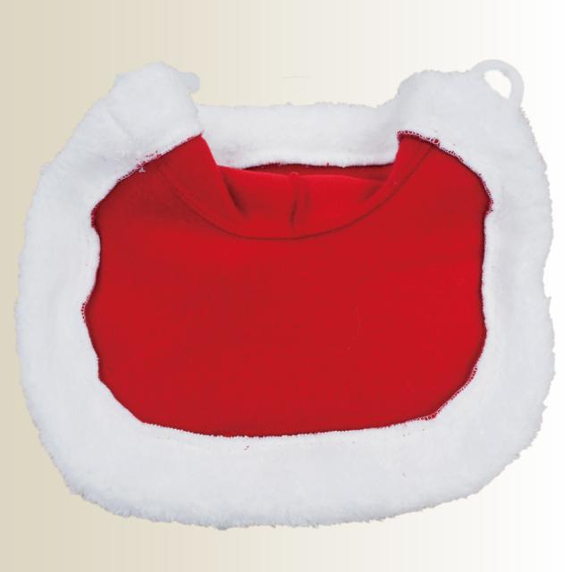 秋冬新作ドッグウェア クリスマスポンチョ(2色)12323[犬服][SSから3L]