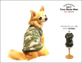 2017テラヘルツワン新作 迷彩タンク(1色)12161[犬服]