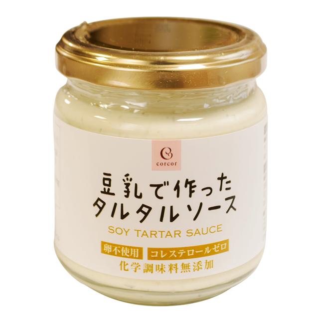 豆乳で作ったタルタルソース(170g)