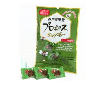 プロポリスキャンディー100g(約23個入り)1袋【ネコポス可】