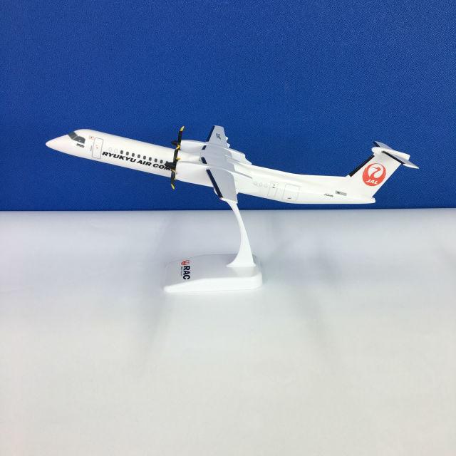 琉球エアーコミューター DHC-8-Q400CC(1/100)