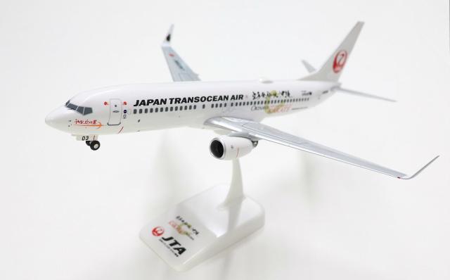 JTA ボーイング737-800 空手ジェット