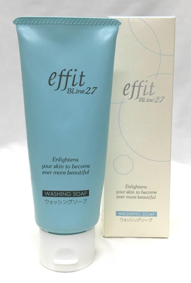 エフィットB27洗顔フォーム