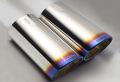 CORAZON エキゾーストフィニッシャー (1台分2個セット) レヴォーグ VM4/VMG 専用