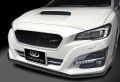 CORAZON フロントグリルタイプS(カーボン)【未塗装】レヴォーグ VM4/VMG D型専用