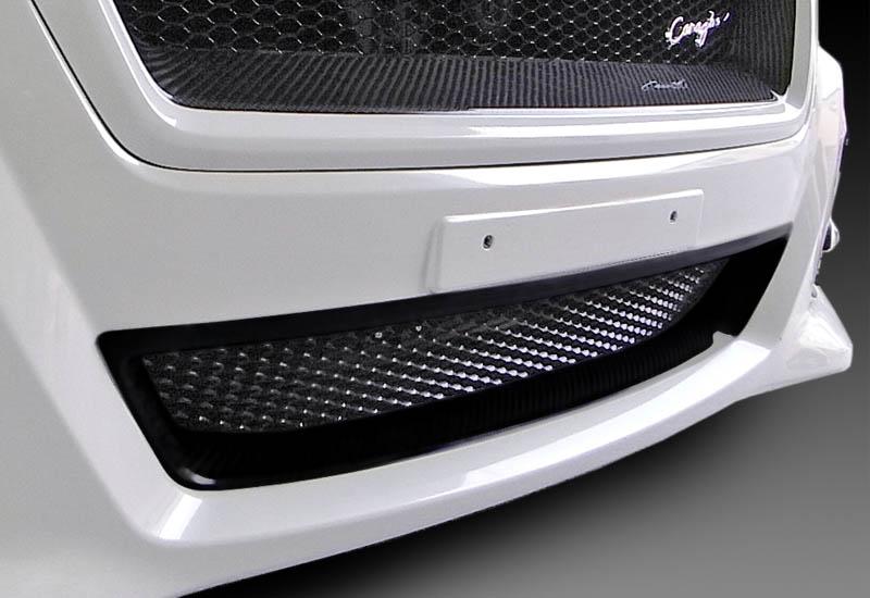 CORAZON フロントアンダーグリル(FRP)色付き レヴォーグ VM4/VMG 専用