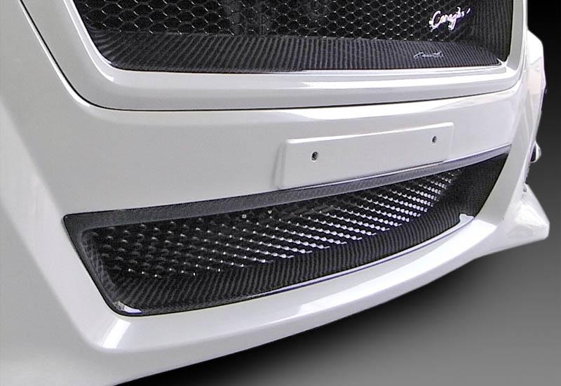 CORAZON フロントアンダーグリル(フルカーボン)レヴォーグ VM4/VMG 専用