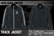 HOOLIGAN UNITED TRACK JACKET