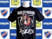 Hollywood Hulk Hogan×CORAZON Tシャツ