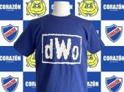 dWo The BIGGEST ENEMYTシャツ