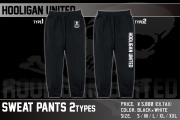HOOLIGAN UNITED SWEAT PANTS