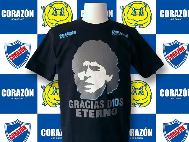 GRACIAS D10S Tシャツ