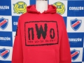 nWo×HOOLIGAN UNITED パーカー(wolfpackバージョン)