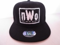 【CUE】nWo×HOOLIGAN UNITEDキャップ