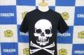 HOOLIGAN UNITED「SKULL」Tシャツ