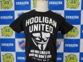 HOOLIGAN UNITED「NO ONE LIKE US」Tシャツ