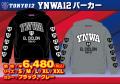 YNWA12パーカー