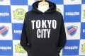 HOOLIGAN UNITED「TOKYO CITY×HOOLIGAN UNITED」パーカー