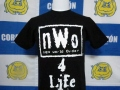nWo 4Life×HOOLIGAN UNITED Tシャツ