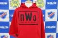 【WWE】nWo×CORAZONパーカー(wolfpackバージョン)
