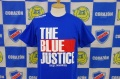 【永田裕志】THE BLUE JUSTICE