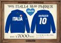 ITALIA No.10パーカー