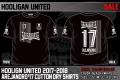 【SALE】HOOLIGAN UNITED「ALEJANDRO#17」Tシャツ
