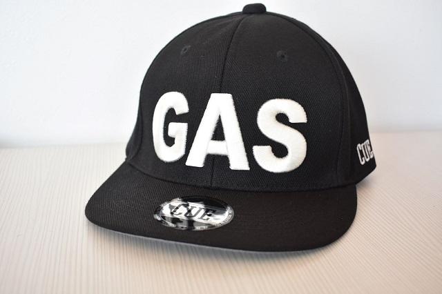 【CUE】GAS フラットキャップ