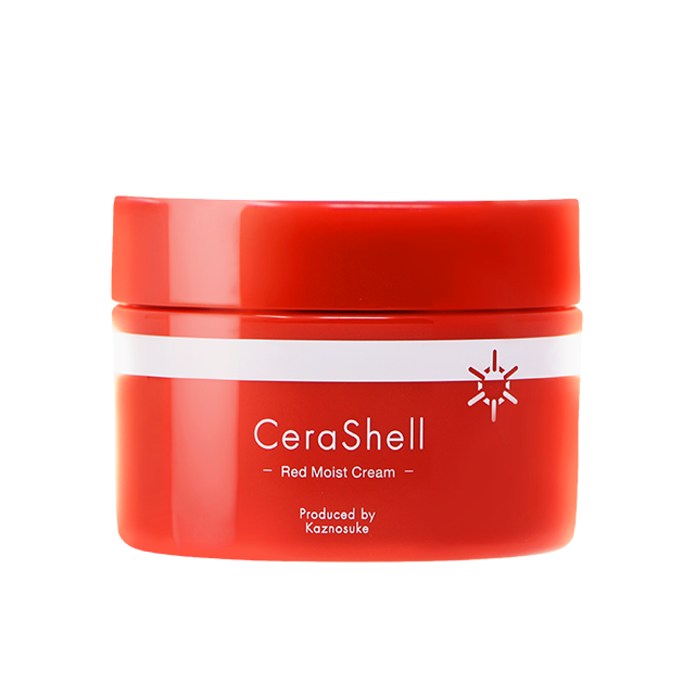 CeraShell Red Moist Cream