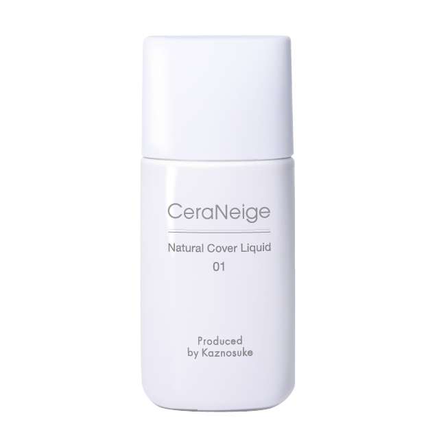 CeraNeige Natural Cover Liquid 01