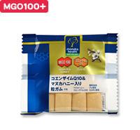 コエンザイムQ10&マヌカハニー入り粒ガム 6粒 【ネコポス便可】