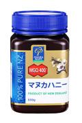 【美容と健康維持に】 マヌカハニー MGO400+ 500g