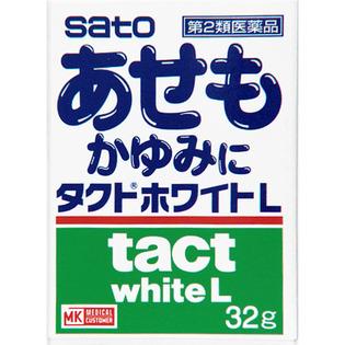 【第2類医薬品】佐藤製薬タクトホワイトL