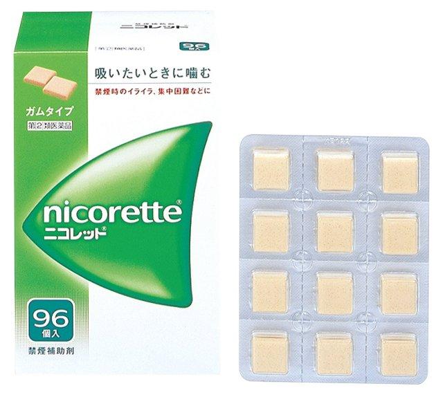 【指定第2類医薬品】武田薬品工業ニコレット96個