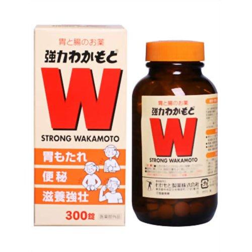 【医薬部外品】わかもと製薬強力わかもと300錠