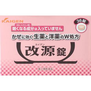 【指定第2類医薬品】カイゲンファーマ改源錠36錠