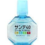 【第3類医薬品】参天製薬サンテ40クール