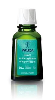 ヴェレダ(WELEDA)ヘアオイル