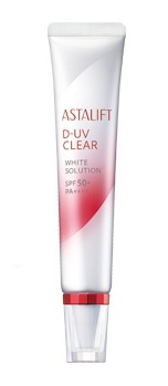 アスタリフトD-UVクリアホワイトソリューション