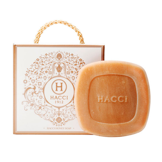 HACCIハッチHACCI1912はちみつ洗顔石けん