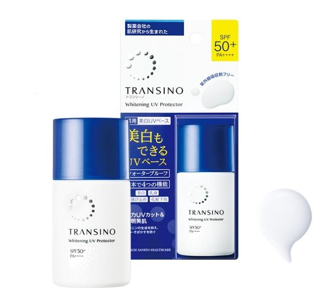 トランシーノ薬用ホワイトニングUVプロテクター