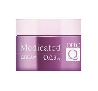 DHC 薬用Qフェースクリーム(SS)23g【医薬部外品】